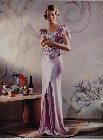 1934 Moda kroz 20. vek (1900. 1950.)