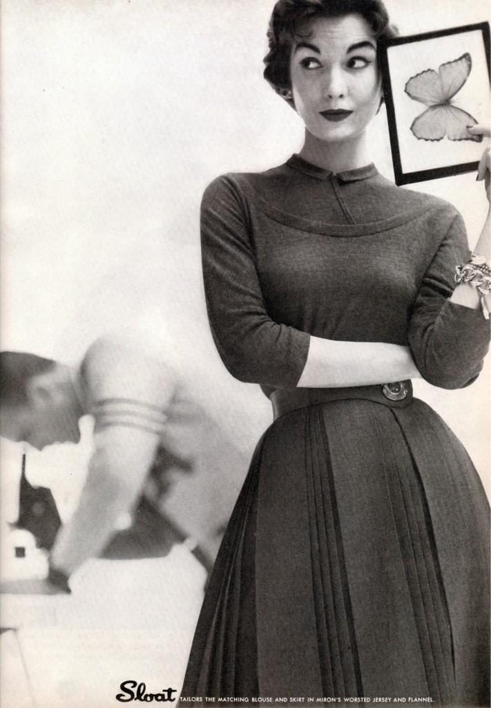 1953 711x1024 Moda kroz 20. vek (1950.   1990.)