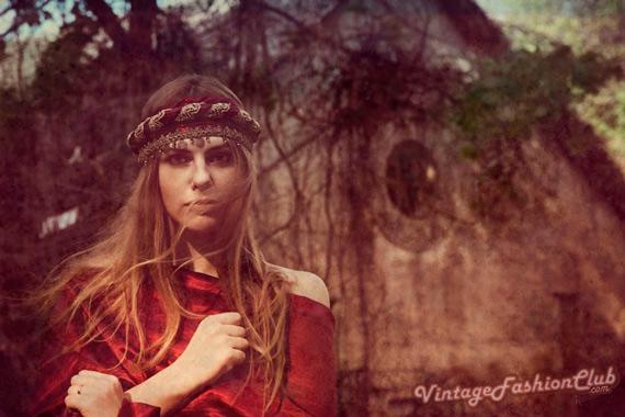 1970s fashion hippy girl Moda kroz 20. vek (1950.   1990.)