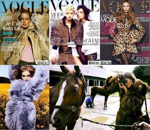 500x fur 121910 Carine Roitfeld: Kraj jedne epohe Vogue Paris