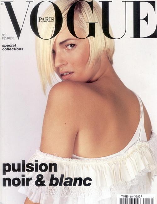 500x kate moss first 121710 Carine Roitfeld: Kraj jedne epohe Vogue Paris