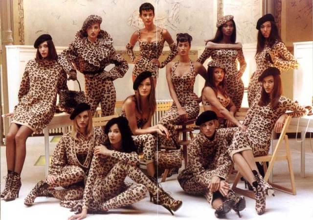 Azzedine Alaia 1990s Moda kroz 20. vek (1950.   1990.)
