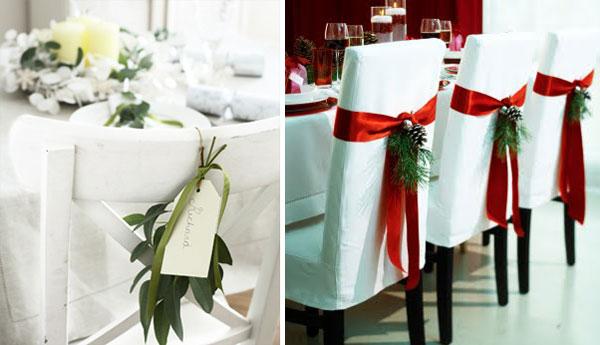 Christmas table setting6 Inspiracija za ukrašavanje prazničnog stola