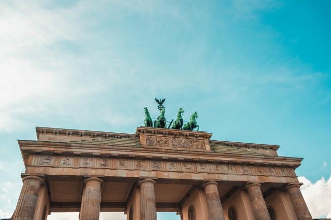 berlin Berlin   Grad svih