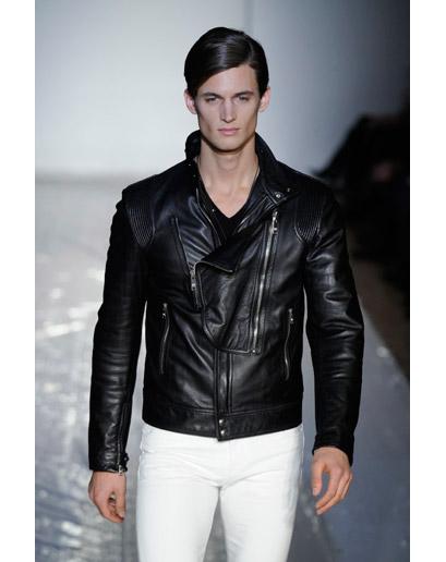 biker jacket simon spurr Must have za muškarce za zimsku sezonu