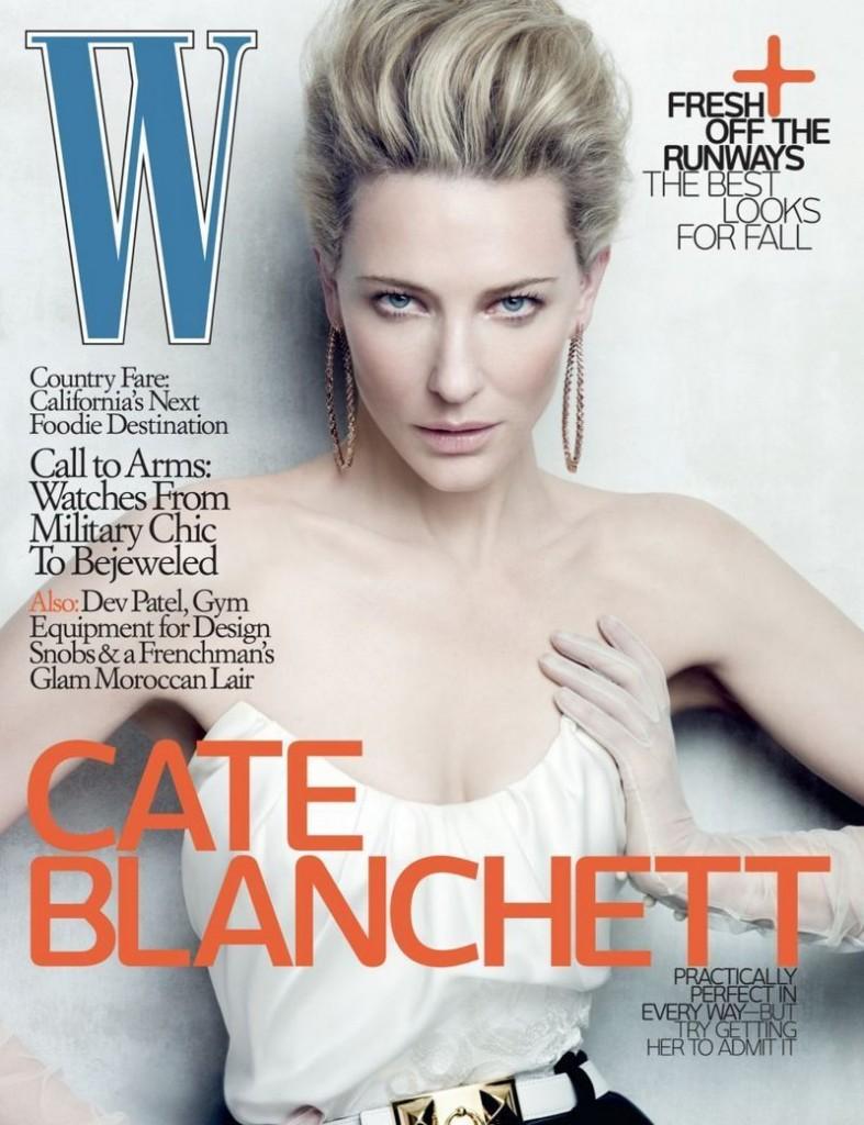 cate blanchett w magazine june 2010 cover 787x1024 Naslovnice koje su obeležile 2010. godinu