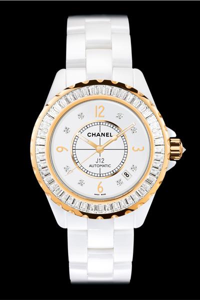 chanel j12 edition exclusive watches  2 Chanel aksesoari jesen/zima 2010/11.