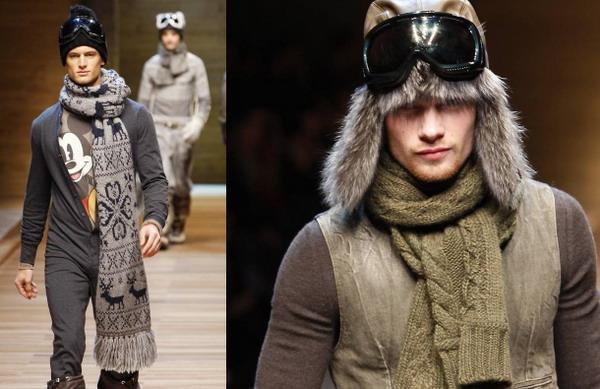 muska moda milano dolce1 Winter, winter, snow, snow