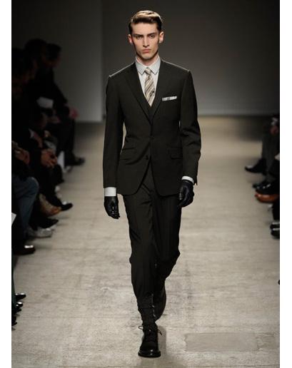 three piece suit dunhill Must have za muškarce za zimsku sezonu