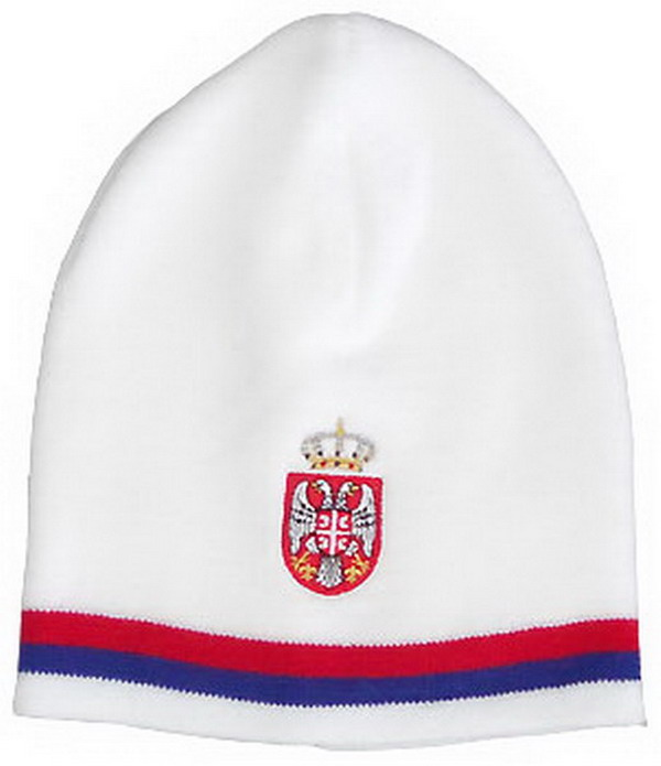 zimska kapa bela Krizni novogodišnji pokloni