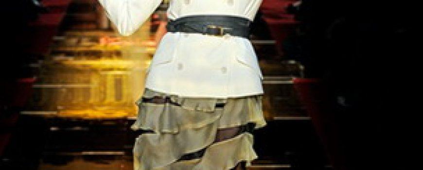 John Galliano ready-to-wear proleće/leto 2011.