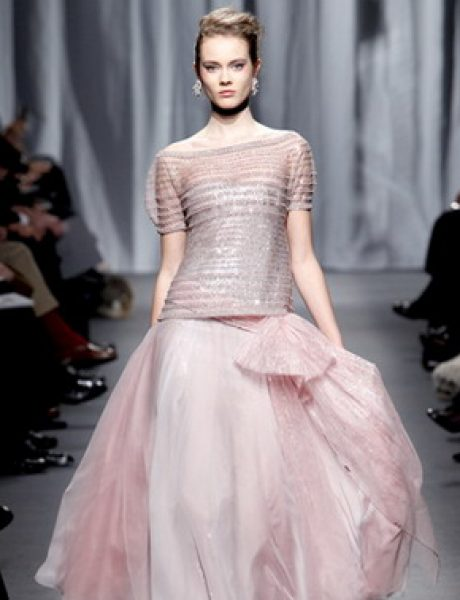 CHANEL haute couture proleće/leto 2011.