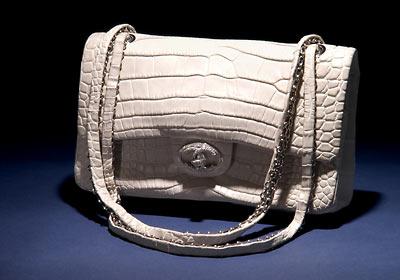 2.Diamond Forever by Chanel 10 najskupljih torbi na svetu