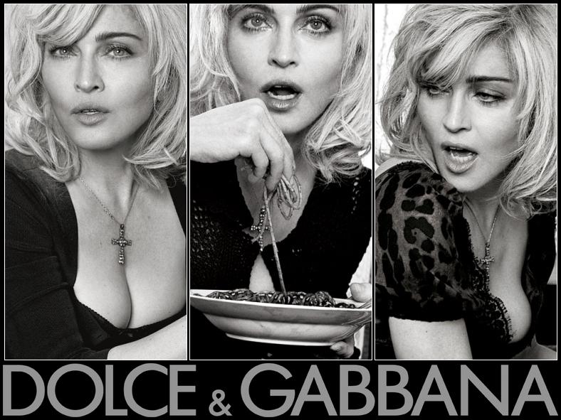 20100104 madonna dg campaign wallpapers Modni kameleon   Madonna
