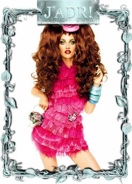 5.Nina Ricci Karmen Pedaru za Vogue Japan Mart 2011.