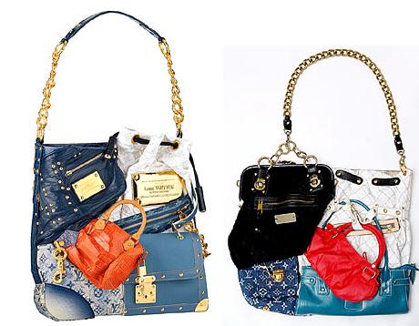 6.Louis Vuitton Tribute Patchwork Bag 10 najskupljih torbi na svetu