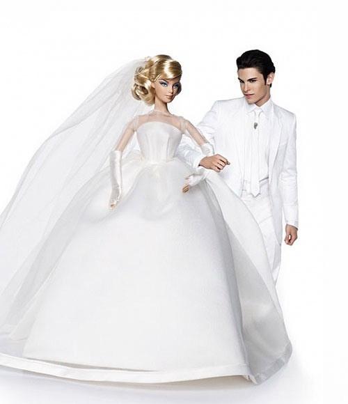 BarbieKarlLagerfeld2 Barbie & Baptiste Giabiconi by Karl Lagerfeld