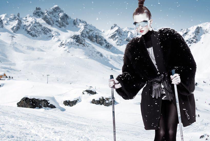 Ines Crnokrak by Jacque Dequeker 2 Winter fairytale