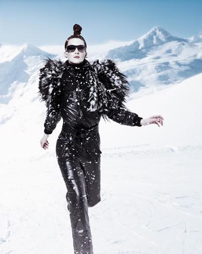 Ines Crnokrak by Jacque Dequeker 5 Winter fairytale