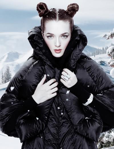 Ines Crnokrak by Jacque Dequeker 6 Winter fairytale