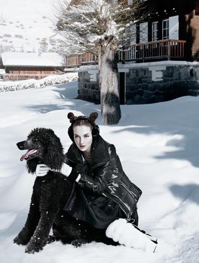 Ines Crnokrak by Jacque Dequeker 7 Winter fairytale
