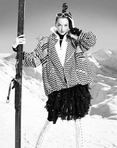 Ines Crnokrak by Jacque Dequeker 8 Winter fairytale