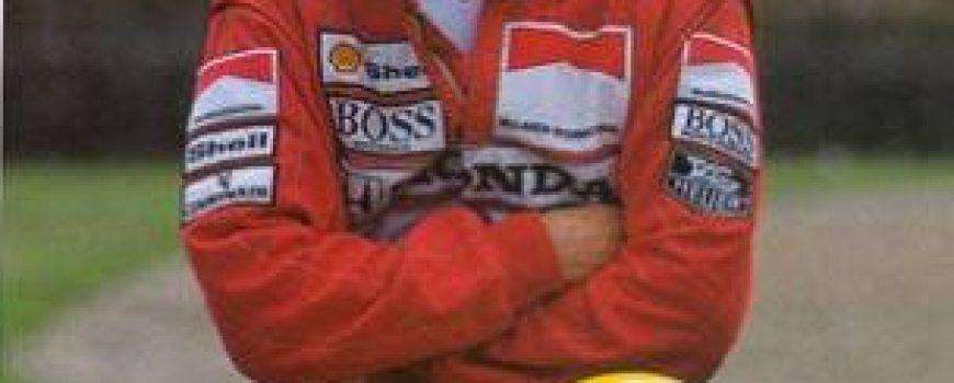 Kako je Senna postao legenda