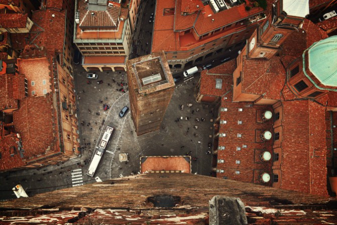 bolonja italija Bolonja, grad terakote