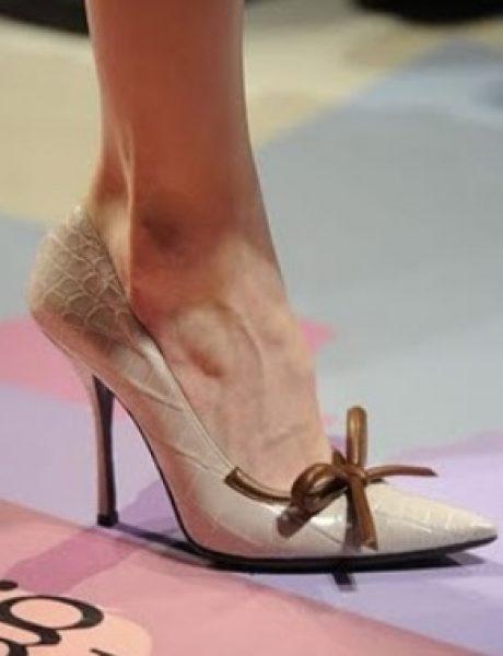 Ponovo u trendu: Špicaste cipele