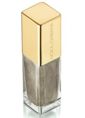 dolcegabbanasecretgardenplatinumnaillacquer 3 Dolce & Gabbana Secret Garden šminka za proleće 2011.