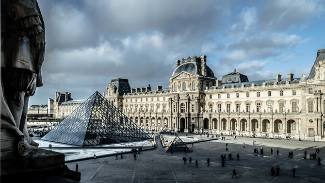 luvr Preživeti, proživeti i doživeti Pariz