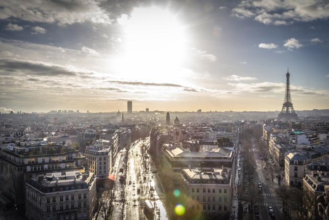 pariz Preživeti, proživeti i doživeti Pariz
