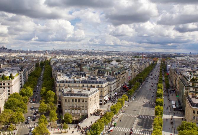 pariz1 Preživeti, proživeti i doživeti Pariz