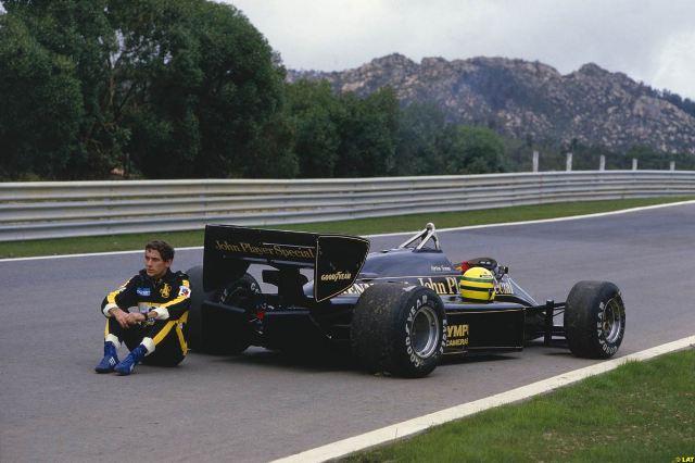 senna legend Kako je Senna postao legenda