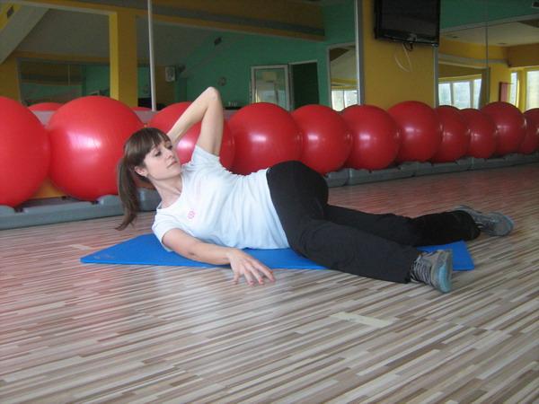 slika 4 Health & fitness coaching: vežbe za trbušne mišiće
