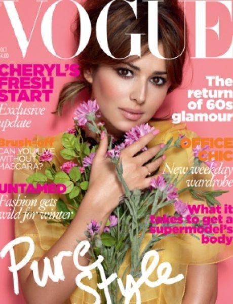 Naslovnice britanskog Vogue-a u 2010.