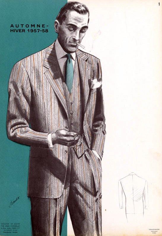 1957  1958 123134956 large Ilustracije muške mode