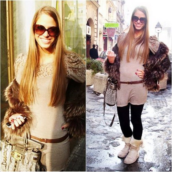 2  Belgrade Style Catcher: februar i moda