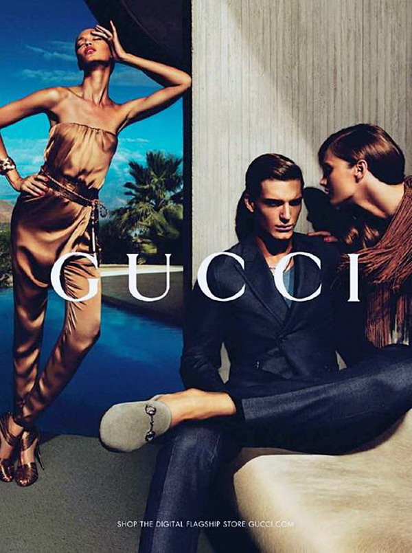 36651 800w Reklamna kampanja: Gucci proleće/leto 2011.