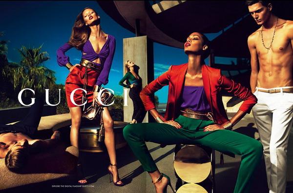 39450 800w Reklamna kampanja: Gucci proleće/leto 2011.