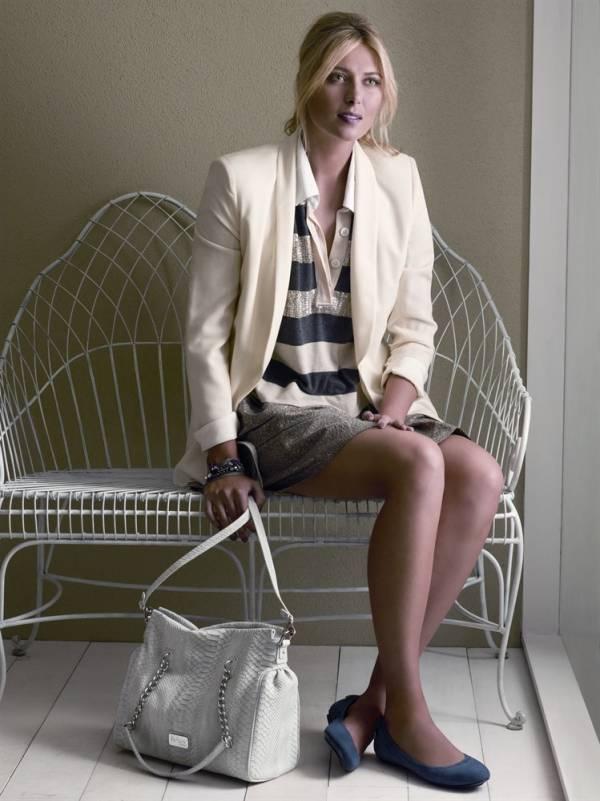 43 Maria Sharapova za Cole Haan proleće/leto 2011.