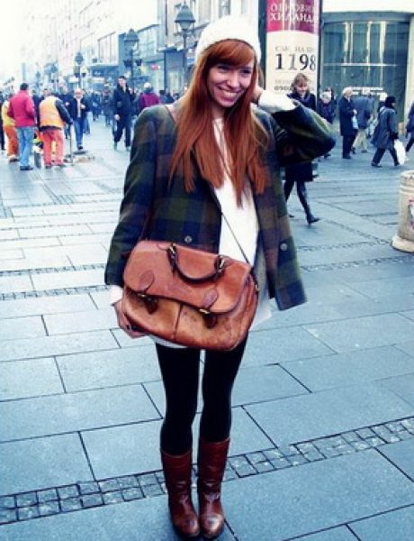 Belgrade Style Catcher: februar i moda