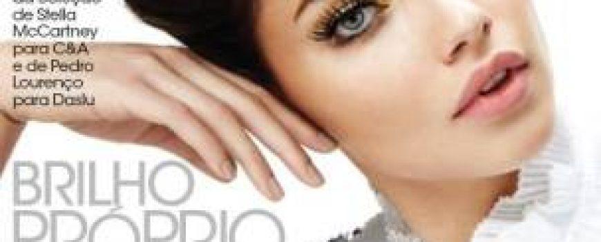 Adriana Lima & Vogue Brasil