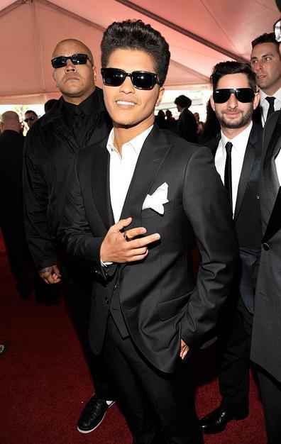 Bruno Mars 53. dodela Grammy nagrada