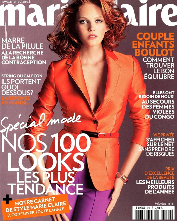 Marie Claire february1 Marie Claire