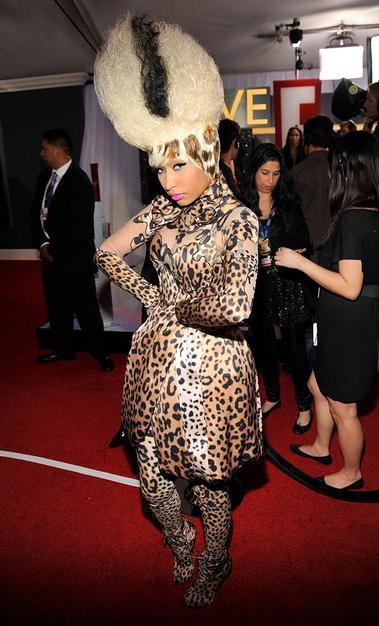 Nicki Minaj 53. dodela Grammy nagrada