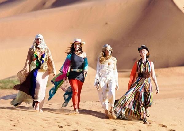 Sahara Marakeš po ukusu Carrie Bradshaw