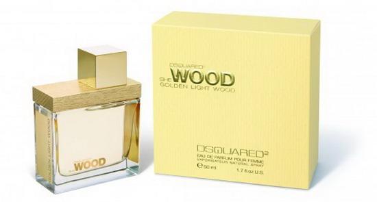 She Wood Golden Light Zimski mirisi za nju i njega