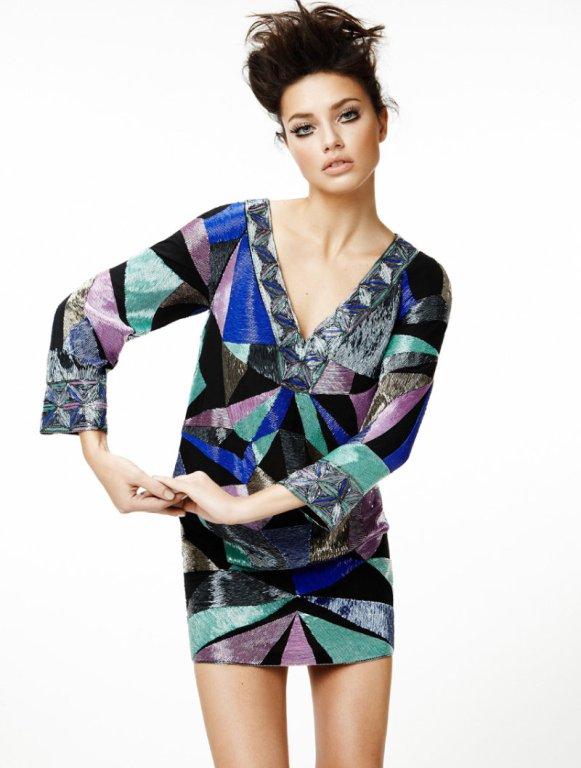adriana lima4 Adriana Lima & Vogue Brasil