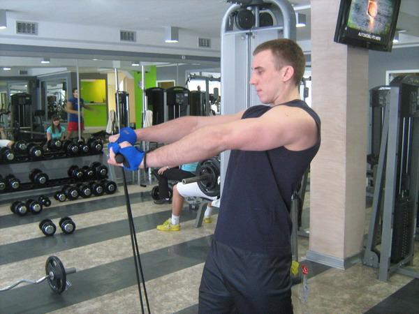 aktivacija podlaktice sa nadlakticom Dobar trening: Definicija mišića ruku
